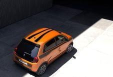 Renault Twingo GT is tweelingbroer Smart Forfour Brabus