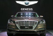 La Hyundai Genesis devient Genesis G80 à Busan