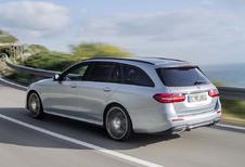 Mercedes Classe E break : bientôt aussi en All Terrain