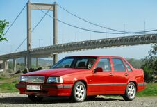 La Volvo 850 a 25 ans