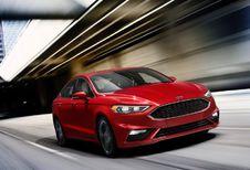 Ford Fusion (Mondeo américaine) avec un V6 de 330 ch