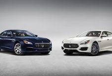 Maserati Quattroporte : elle passe à 2 mondes