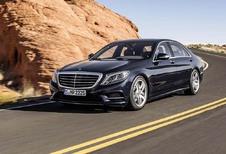 Future Mercedes Classe S : avec recharge par induction