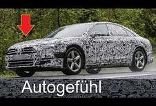 Future Audi A8 : programmée pour 2017