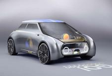 Mini Vision Next 100 Concept : chacun son tour