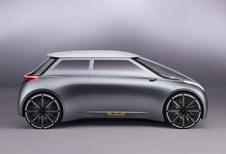 Na BMW en Rolls presenteert ook Mini de Vision Next 100