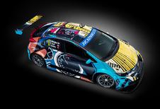 Honda maakt Art Car van de Civic WTCC