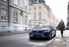 Volvo S90 & V90 R-Design : habit de sport