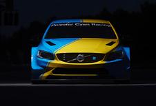 Volvo S90 WTCC als Art Car naar Goodwood
