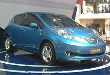 Nissan : Des voitures électriques pas chères pour la Chine