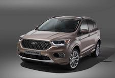Ook de Ford Kuga gaat Vignale