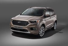 Ford Kuga Vignale : SUV techno stylé
