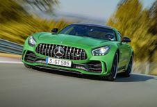 Mercedes-AMG GT-R : le monstre vert