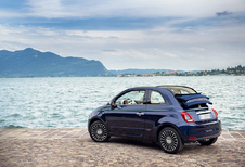 Fiat 500 gaat in zee met Riva