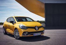 Renault Clio R.S. : avec Launch Control !