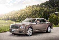 Bentley Mulsanne: limousine zonder uitstoot op komst