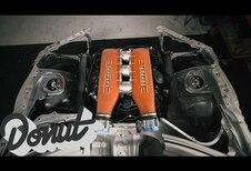 VIDÉO - Un V8 Ferrari anime une Toyota GT86