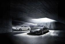 Mercedes CLS et CLS Shooting Brake Final Edition