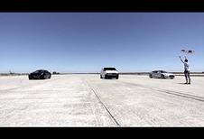 Comment un van électrique gratte une Tesla et une Ferrari