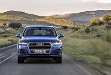 Sterke verkoopsgroei voor Audi
