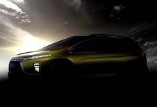 Mitsubishi : voilà le concept SUV Gaikindo