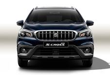 Nieuw smoelwerk en nieuwe motoren voor de Suzuki SX4 S-Cross