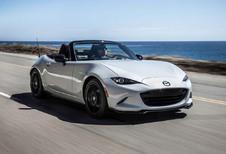 Mazda MX-5 : bientôt en carbone