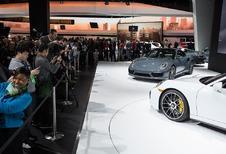 Pas de salon de Detroit 2017 pour Porsche