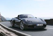 Porsche 718 Boxster et Cayman auront leur chant du « six »