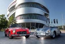 Mercedes et Porsche : offre conjointe pour les musées