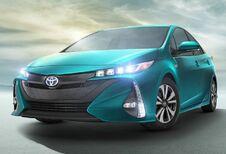 Toyota retarde le lancement de la Prius Prime