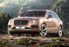 Bentley Bentayga krijgt binnenkort een diesel