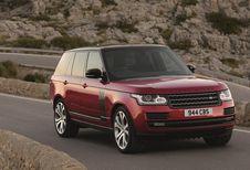 Range Rover : améliorations pour 2017