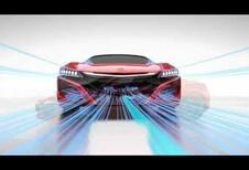 La gestion du flux d'air sur la Honda NSX