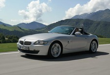 BMW Z4 face-lift
