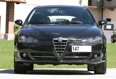 Du chrome pour l'Alfa 147