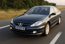 Peugeot 607 2.2 HDI à deux turbos