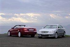 Meer vermogen voor Mercedes CLK 200 Kompressor