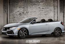 Honda Civic : pourquoi pas en cabriolet ?