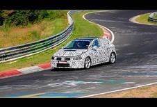 Toekomstige Volkswagen Polo: voor 2018