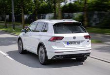 Volkswagen Tiguan : séance de musculation