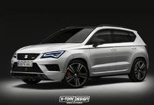Geen  VW Tiguan GTI, wel een Seat Ateca Cupra