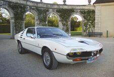 Des Alfa Romeo Montreal à Dinant et Mettet