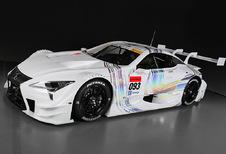Lexus gaat racen in Super GT met LC 500