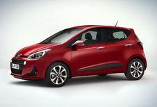Hyundai i10 : changement de look et sécurité