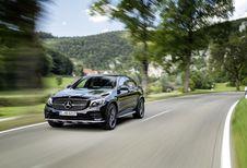 Mercedes-AMG GLC 43 4Matic Coupé : 367 ch