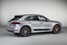 Porsche Macan Turbo gaat sneller met Performance Package
