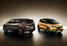 Hoeveel kosten de Renault Scénic en Grand Scénic?