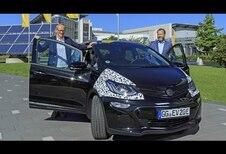 Opel Ampera-e : figurant de choix