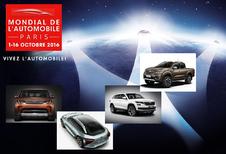 Autosalon Parijs 2016: alle premières!
